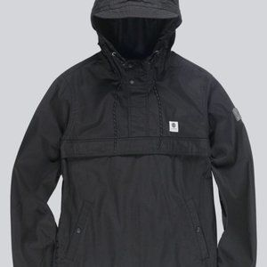 Element Barrow Men's Black Jacket Size M